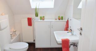 Badezimmer wie dekorieren