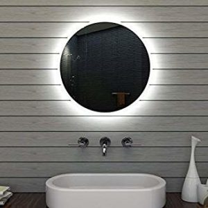 Badezimmerspiegel rund